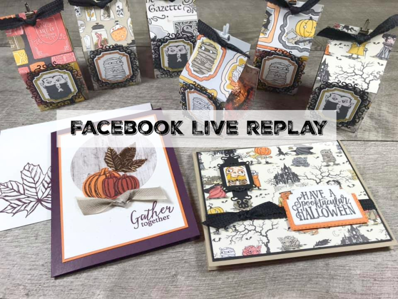 Cover FB Live