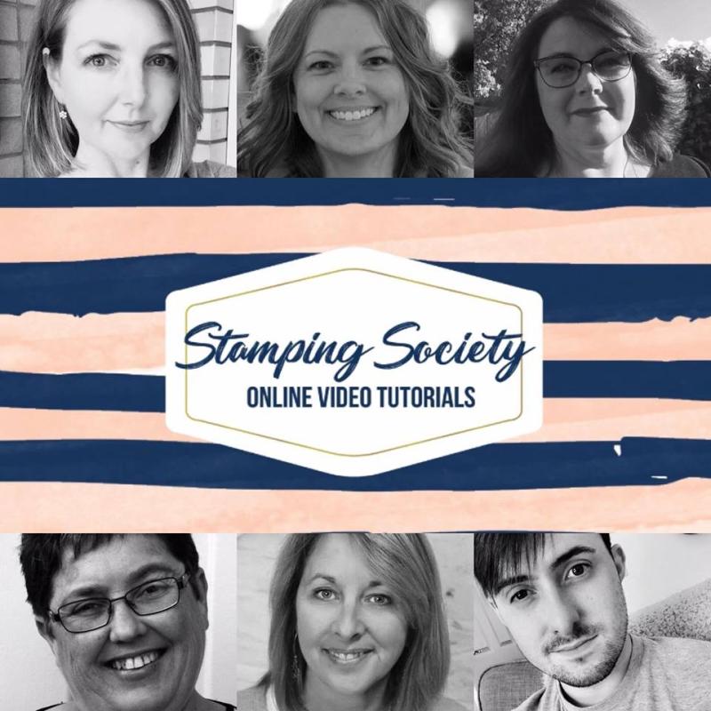 Stamping Society Head Shots