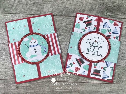 Let It Snow Suite from Stampin' Up! VIDEO TUTORIAL - Click for details - ❤️SHOP❤️ - ORDER STAMPIN' UP! PRODUCTS ON-LINE. Purchase the $99 Starter Kit & enjoy a 20% discount! Tons of paper crafting ideas & FREE Online Classes. www.AStampAbove.com
