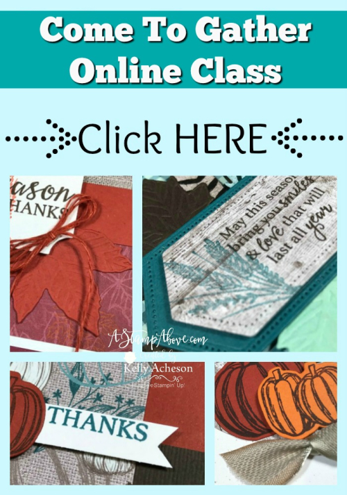 Gather Together Class Template