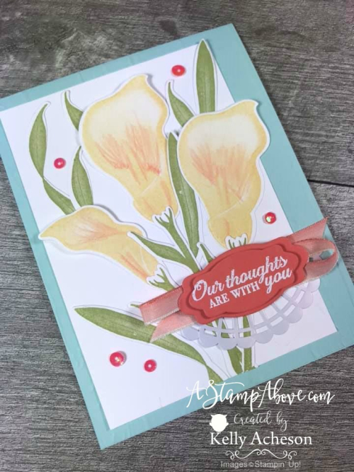 Click for details - Lasting Lily ❤️SHOP❤️ CLICK FOR DETAILS - ORDER STAMPIN' UP! PRODUCTS ON-LINE. Purchase the $99 Starter Kit & enjoy a 20% discount! Tons of paper crafting ideas & FREE Online Classes. www.AStampAbove.com