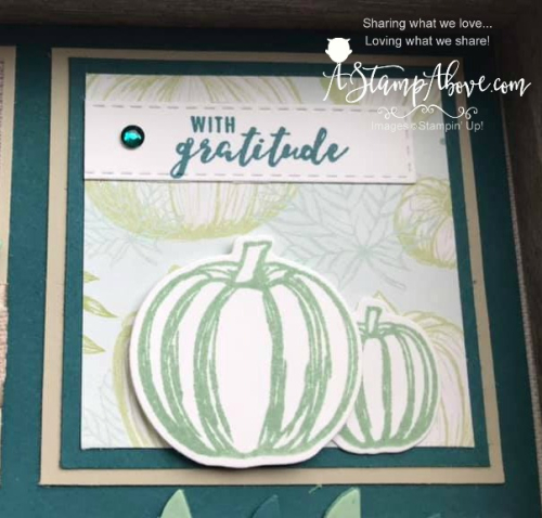 FREE Downloadable Project Sheet available for this beautiful work of art - VIDEO TUTORIAL - Click for details - ️SHOP ️ - ORDER STAMPIN' UP! PRODUCTS ON-LINE. Purchase the $99 Starter Kit & enjoy a 20% discount! Tons of paper crafting ideas & FREE Online Classes. www.AStampAbove.com