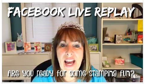 FB Live Kelly