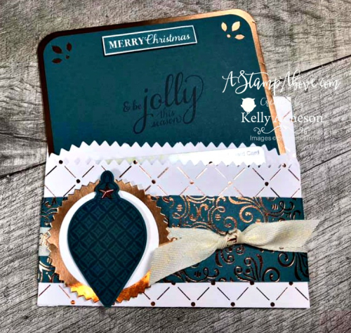 Brightly Gleaming Suite - Facebook Live Replay VIDEO TUTORIAL - Click for details - ️SHOP ️ - ORDER STAMPIN' UP! PRODUCTS ON-LINE. Purchase the $99 Starter Kit & enjoy a 20% discount! Tons of paper crafting ideas & FREE Online Classes. www.AStampAbove.com