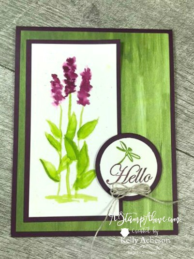 No Line Watercoloring Technique VIDEO TUTORIAL - Click for details - ❤️SHOP❤️ - ORDER STAMPIN' UP! PRODUCTS ON-LINE. Purchase the $99 Starter Kit & enjoy a 20% discount! Tons of paper crafting ideas & FREE Online Classes. www.AStampAbove.com65641479_10219678481975047_3508993928713994240_n