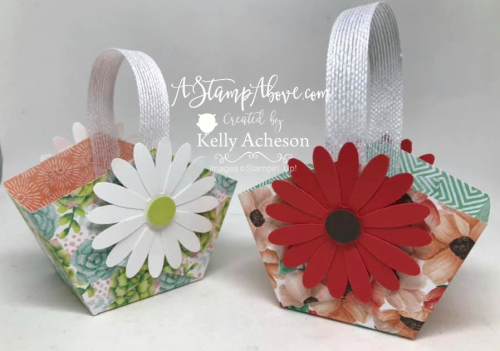Video Tutorial - Click for details - ❤️SHOP❤️ - ORDER STAMPIN' UP! PRODUCTS ON-LINE. Purchase the $99 Starter Kit & enjoy a 20% discount! Tons of paper crafting ideas & FREE Online Classes. www.AStampAbove.com