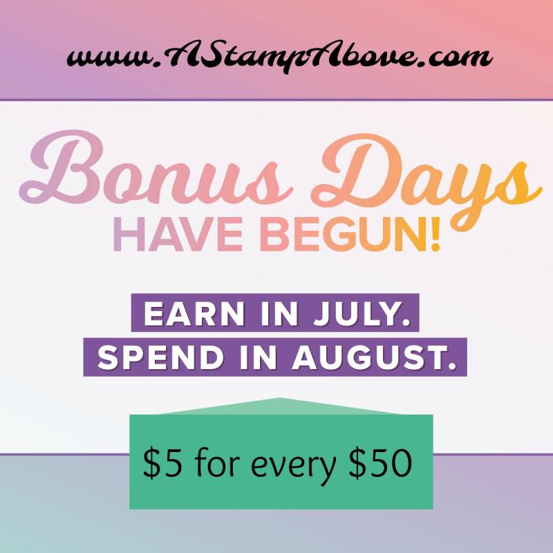 Bonus Days2