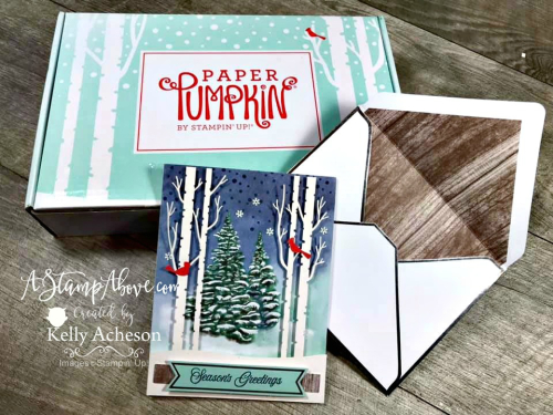 Paper Pumpkin - SUBSCRIBE NOW! VIDEO TUTORIAL - Click for details - ️SHOP ️ - ORDER STAMPIN' UP! PRODUCTS ON-LINE. Purchase the $99 Starter Kit & enjoy a 20% discount! Tons of paper crafting ideas & FREE Online Classes. www.AStampAbove.com