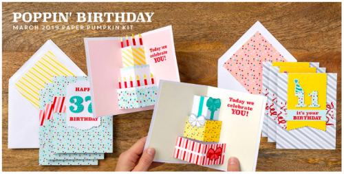 SUBSCRIBE TO PAPER PUMPKIN - Click for details - ❤️SHOP❤️ - ORDER STAMPIN' UP! PRODUCTS ON-LINE. Purchase the $99 Starter Kit & enjoy a 20% discount! Tons of paper crafting ideas & FREE Online Classes. www.AStampAbove.com