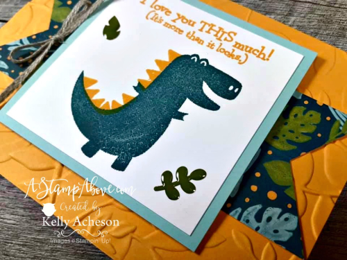 Video tutorial - FACEBOOK LIVE - join me on Sunday nights at https://www.facebook.com/AStampAbove/ for a FREE stamping class with PRIZES!!! www.AStampAbove.com