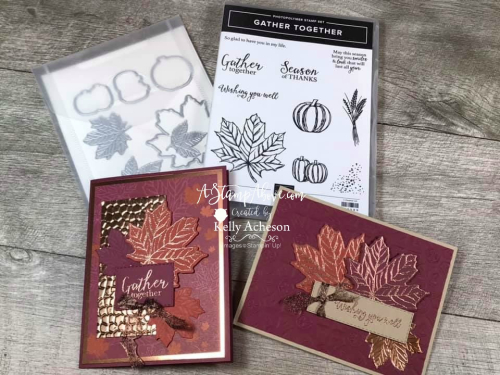 SNEAK PEEK (Gather Together Bundle)  VIDEO TUTORIAL - Click for details - ❤️SHOP❤️ - ORDER STAMPIN' UP! PRODUCTS ON-LINE. Purchase the $99 Starter Kit & enjoy a 20% discount! Tons of paper crafting ideas & FREE Online Classes. www.AStampAbove.com