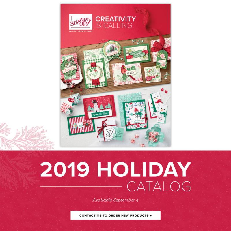 Holiday Mini Catalog 2019
