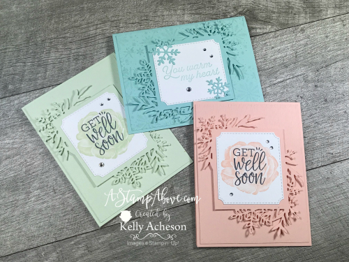 Tone on Tone Technique VIDEO TUTORIAL - Click for details - ️SHOP ️ - ORDER STAMPIN' UP! PRODUCTS ON-LINE. Purchase the $99 Starter Kit & enjoy a 20% discount! Tons of paper crafting ideas & FREE Online Classes. www.AStampAbove.com