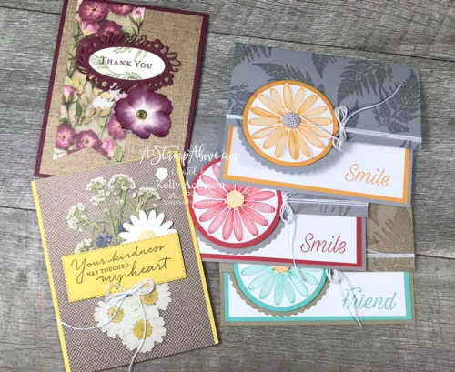 FACEBOOK LIVE - CARD CHALLENGE - PRESSED PETALS SUITE & DAISY LANE - FACEBOOK LIVE VIDEO TUTORIAL - Click for details - ❤️SHOP❤️ - ORDER STAMPIN' UP! PRODUCTS ON-LINE. Purchase the $99 Starter Kit & enjoy a 20% discount! Tons of paper crafting ideas & FREE Online Classes. www.AStampAbove.com
