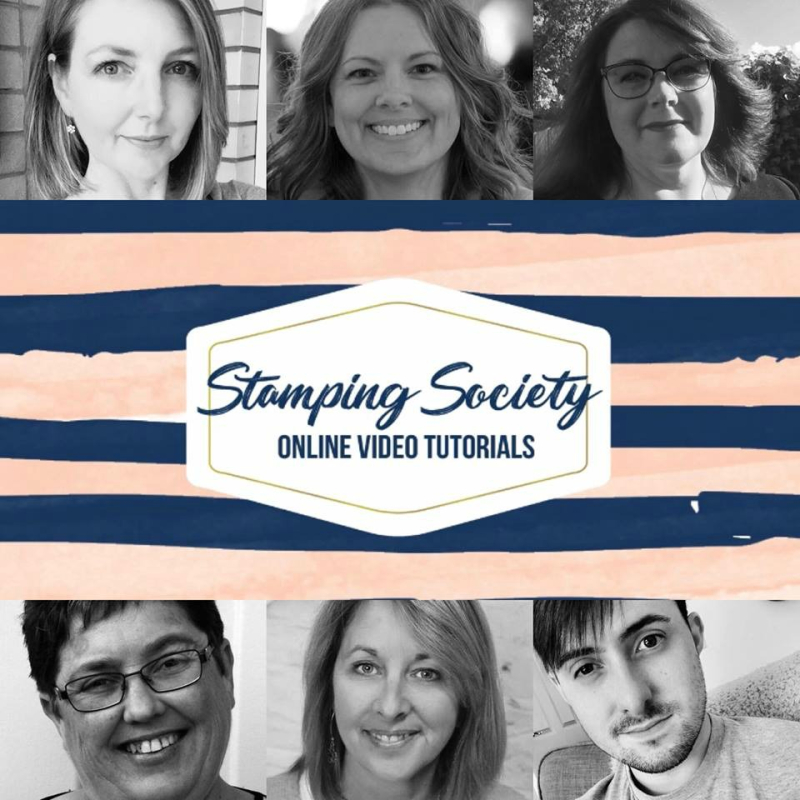 Stamping Society Head Shots