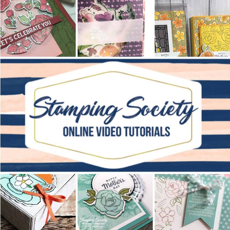 Stamping Society May Graphic