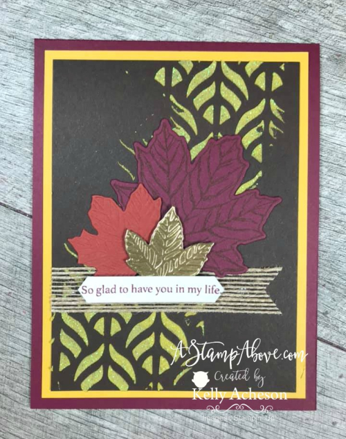 Embossing Paste VIDEO TUTORIAL - Click for details - ❤SHOP❤ - ORDER STAMPIN' UP! PRODUCTS ON-LINE. Purchase the $99 Starter Kit & enjoy a 20% discount! Tons of paper crafting ideas & FREE Online Classes. www.AStampAbove.com