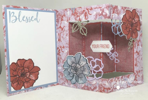 Fun Fold VIDEO TUTORIAL - Click for details - ❤SHOP❤ - ORDER STAMPIN' UP! PRODUCTS ON-LINE. Purchase the $99 Starter Kit & enjoy a 20% discount! Tons of paper crafting ideas & FREE Online Classes. www.AStampAbove.com69909226_10220219129650901_7488060723621265408_n