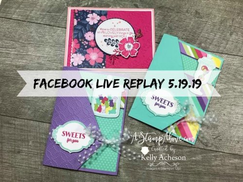 Sweetest Thing Bundle TriFold - Retiring -  Click for details - ❤️SHOP❤️ - ORDER STAMPIN' UP! PRODUCTS ON-LINE. Purchase the $99 Starter Kit & enjoy a 20% discount! Tons of paper crafting ideas & FREE Online Classes. www.AStampAbove.com