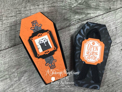 Monster Bash Suite from Stampin' Up! VIDEO TUTORIAL - Click for details - ❤️SHOP❤️ - ORDER STAMPIN' UP! PRODUCTS ON-LINE. Purchase the $99 Starter Kit & enjoy a 20% discount! Tons of paper crafting ideas & FREE Online Classes. www.AStampAbove.com