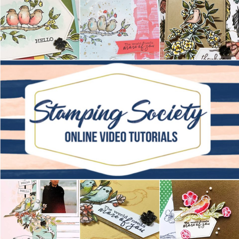 Stamping Society June