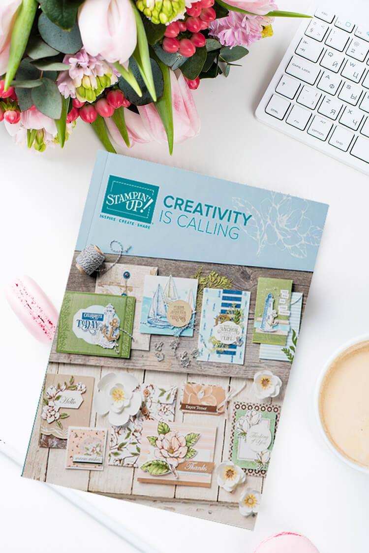 2019 Catalog Cover