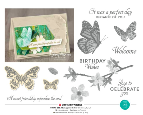 NEW CATALOG - Click for details - ❤️SHOP❤️ - ORDER STAMPIN' UP! PRODUCTS ON-LINE. Purchase the $99 Starter Kit & enjoy a 20% discount! Tons of paper crafting ideas & FREE Online Classes. www.AStampAbove.com