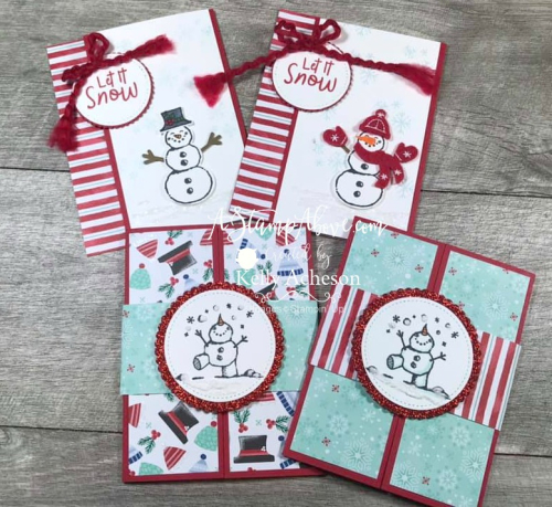 Let It Snow Suite - Facebook Live Replay  VIDEO TUTORIAL - Click for details - ❤️SHOP❤️ - ORDER STAMPIN' UP! PRODUCTS ON-LINE. Purchase the $99 Starter Kit & enjoy a 20% discount! Tons of paper crafting ideas & FREE Online Classes. www.AStampAbove.com