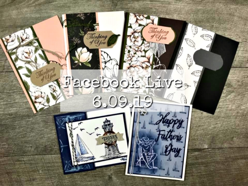 Watch my Facebook Live - Click for details - ❤️SHOP❤️ - ORDER STAMPIN' UP! PRODUCTS ON-LINE. Purchase the $99 Starter Kit & enjoy a 20% discount! Tons of paper crafting ideas & FREE Online Classes. www.AStampAbove.com