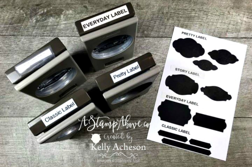 Punch Options VIDEO TUTORIAL - Click for details - ❤️SHOP❤️ - ORDER STAMPIN' UP! PRODUCTS ON-LINE. Purchase the $99 Starter Kit & enjoy a 20% discount! Tons of paper crafting ideas & FREE Online Classes. www.AStampAbove.com