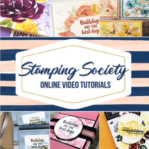 Get a FREE exclusive VIDEO TUTORIAL - Click for details - ❤️SHOP❤️ - ORDER STAMPIN' UP! PRODUCTS ON-LINE. Purchase the $99 Starter Kit & enjoy a 20% discount! Tons of paper crafting ideas & FREE Online Classes. www.AStampAbove.com