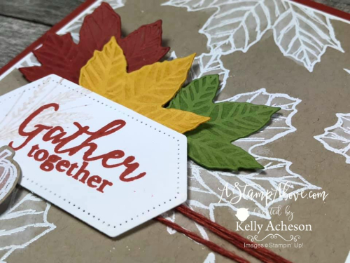 Whitewash Technique VIDEO TUTORIAL (Come to Gather Suite by Stampin' Up!) - Click for details - ️SHOP ️ - ORDER STAMPIN' UP! PRODUCTS ON-LINE. Purchase the $99 Starter Kit & enjoy a 20% discount! Tons of paper crafting ideas & FREE Online Classes. www.AStampAbove.com