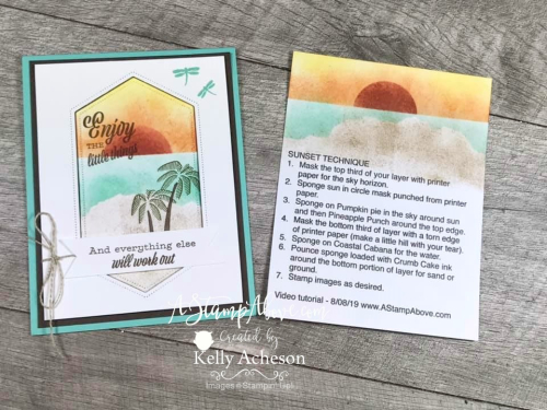 Check out my ONLINE TECHNIQUE CLUB - MASK LIKE A PRO - VIDEO TUTORIAL - Click for details - ❤️SHOP❤️ - ORDER STAMPIN' UP! PRODUCTS ON-LINE. Purchase the $99 Starter Kit & enjoy a 20% discount! Tons of paper crafting ideas & FREE Online Classes. www.AStampAbove.com