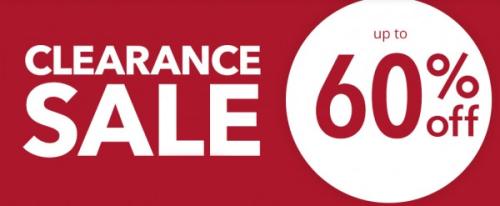 Clearance 60