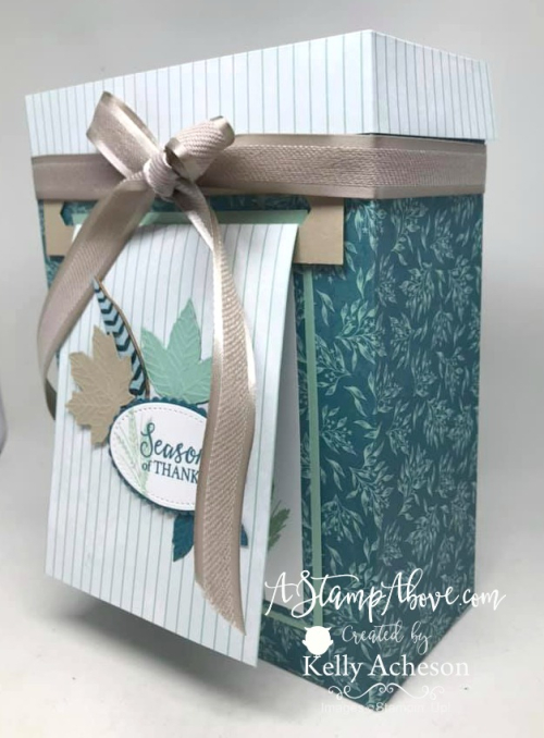Card with matching bag Facebook Live Replay  VIDEO TUTORIAL - Click for details - ❤️SHOP❤️ - ORDER STAMPIN' UP! PRODUCTS ON-LINE. Purchase the $99 Starter Kit & enjoy a 20% discount! Tons of paper crafting ideas & FREE Online Classes. www.AStampAbove.com