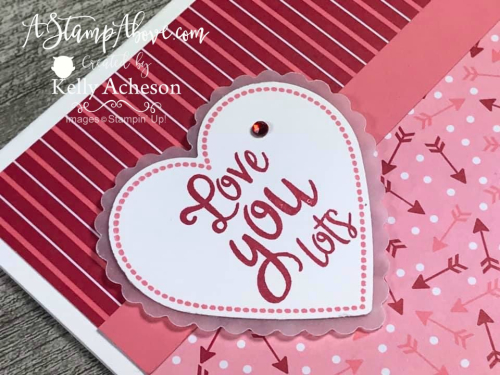 Sneak Peek FROM MY HEART SUITE VIDEO TUTORIAL - Click for details - ️SHOP ️ - ORDER STAMPIN' UP! PRODUCTS ON-LINE. Purchase the $99 Starter Kit & enjoy a 20% discount! Tons of paper crafting ideas & FREE Online Classes. www.AStampAbove.com