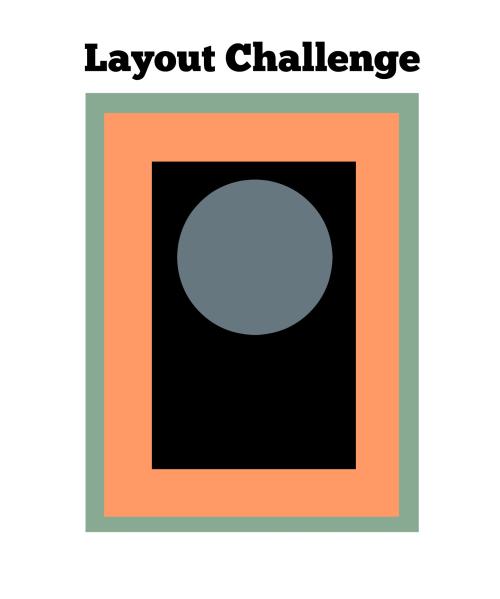 Challenge Layout Oct