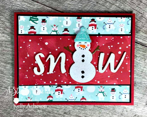 NEW - LET IT SNOW ONLINE CLASS - VIDEO TUTORIAL - Click for details - ️SHOP ️ - ORDER STAMPIN' UP! PRODUCTS ON-LINE. Purchase the $99 Starter Kit & enjoy a 20% discount! Tons of paper crafting ideas & FREE Online Classes. www.AStampAbove.com