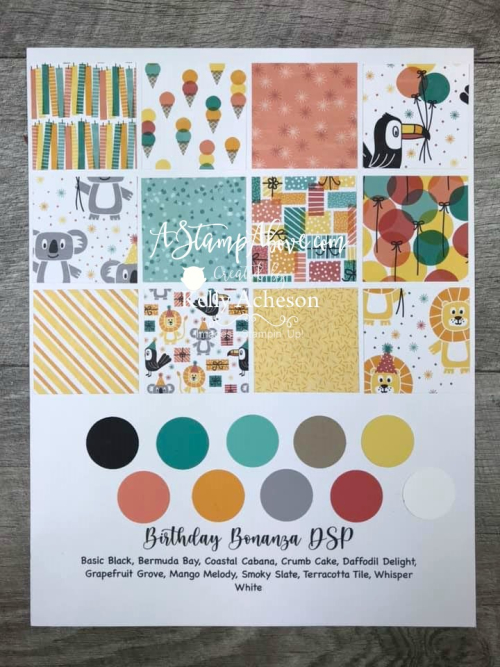 FREE DOWNLOAD - print off sampler sheets to keep with your Designer Series Paper so you can see it at a glance - VIDEO TUTORIAL - Click for details - ️SHOP ️- ORDER STAMPIN' UP! PRODUCTS ON-LINE. Purchase the $99 Starter Kit & enjoy a 20% discount! Tons of paper crafting ideas & FREE Online Classes. www.AStampAbove.com