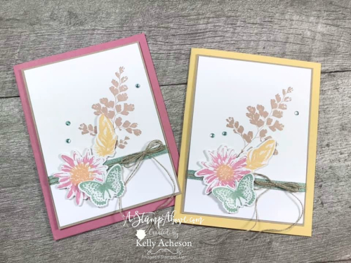 NEW COORDINATION PRODUCT RELEASE - VIDEO TUTORIAL - Click for details - ️SHOP ️ - ORDER STAMPIN' UP! PRODUCTS ON-LINE. Purchase the $99 Starter Kit & enjoy a 20% discount! Tons of paper crafting ideas & FREE Online Classes. www.AStampAbove.com86263980_10221793904179280_394114329454051328_n