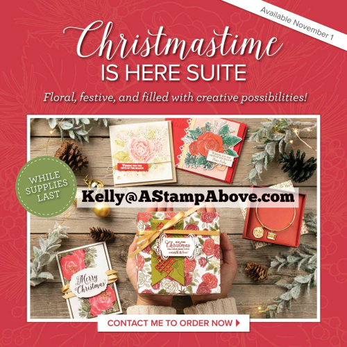 Whitewash Technique (Christmastime Is Here by Stampin' Up! VIDEO TUTORIAL - Click for details - ️SHOP ️ - ORDER STAMPIN' UP! PRODUCTS ON-LINE. Purchase the $99 Starter Kit & enjoy a 20% discount! Tons of paper crafting ideas & FREE Online Classes. www.AStampAbove.com