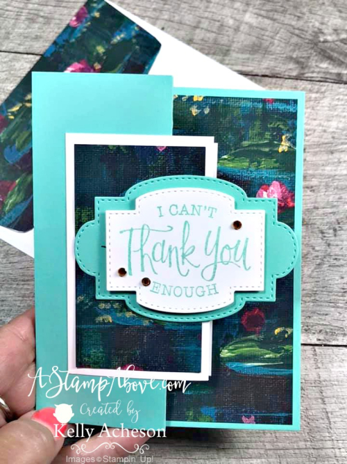 I love the STITCHED SO SWEETLY dies - NEW from Stampin' Up! - VIDEO TUTORIAL - Click for details - ️SHOP ️ - ORDER STAMPIN' UP! PRODUCTS ON-LINE. Purchase the $99 Starter Kit & enjoy a 20% discount! Tons of paper crafting ideas & FREE Online Classes. www.AStampAbove.com