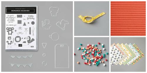 Bonanza Collage