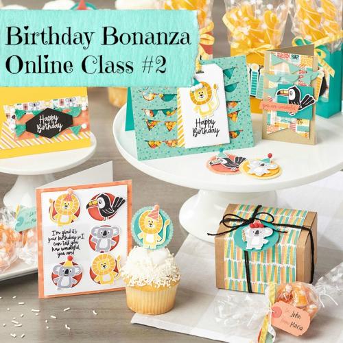 Birthday Bonanza#2