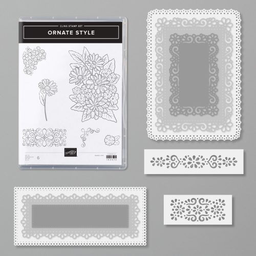 FREE TUTORIAL - Ornate Garden Suite - Brand new from Stampin' Up! - VIDEO TUTORIAL - Click for details - ️SHOP ️ - ORDER STAMPIN' UP! PRODUCTS ON-LINE. Purchase the $99 Starter Kit & enjoy a 20% discount! Tons of paper crafting ideas & FREE Online Classes. www.AStampAbove.com