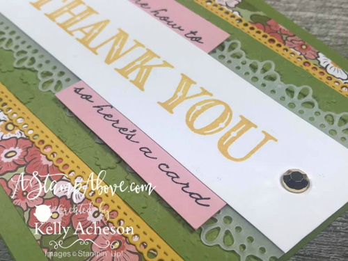 Ornate Garden Suite - NEW Online Class PreOrder - VIDEO TUTORIAL - Click for details - ️SHOP ️ - ORDER STAMPIN' UP! PRODUCTS ON-LINE. Purchase the $99 Starter Kit & enjoy a 20% discount! Tons of paper crafting ideas & FREE Online Classes. www.AStampAbove.com