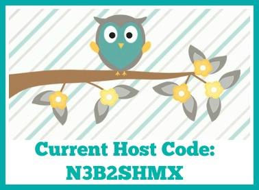Current Hostess Code