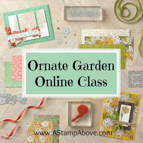 Ornate Garden Cover Class