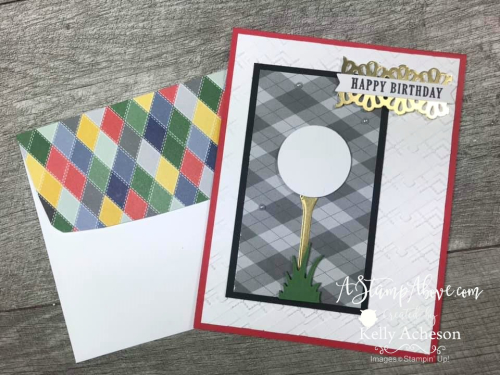 NEW Online Class - See all the details - Country Club Suite - VIDEO TUTORIAL - Click for details - ️SHOP ️ - ORDER STAMPIN' UP! PRODUCTS ON-LINE. Purchase the $99 Starter Kit & enjoy a 20% discount! Tons of paper crafting ideas & FREE Online Classes. www.AStampAbove.com
