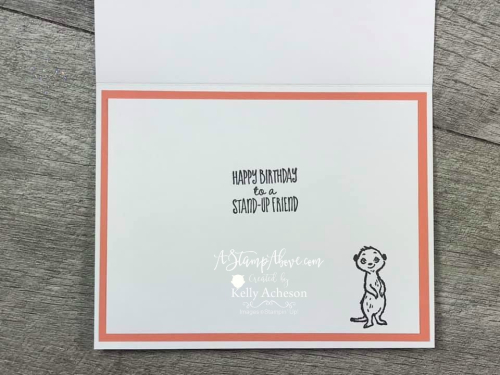 Learn how to make this card in my Facebook Live replay - VIDEO TUTORIAL - Click for details - ️SHOP ️ - ORDER STAMPIN' UP! PRODUCTS ON-LINE. Purchase the $99 Starter Kit & enjoy a 20% discount! Tons of paper crafting ideas & FREE Online Classes. www.AStampAbove.com